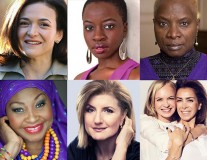 Beyoncé, Yvonne Chaka Chaka, Susan Shabangu & 33 other influential women say 'Poverty is Sexist'